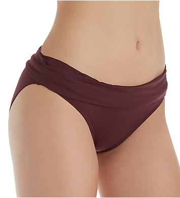 Sunsets Rosewood Unforgettable Fold Brief Swim Bottom
