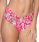 Honolulu Summer Lovin V-Front Brief Swim Bottom