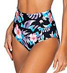 Aloha Hannah High Waist Swim Bottom