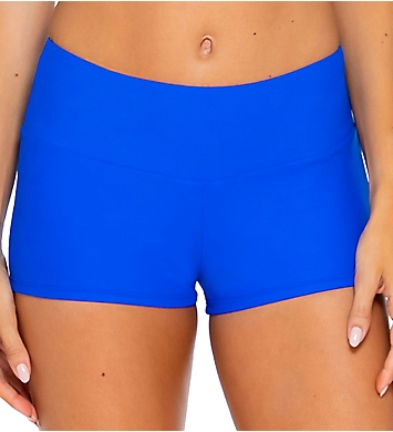 Sunsets Imperial Blue Seascape Swim Short