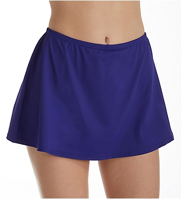 Sunsets Sapphire Sidekick Skirted Short Swim Bottom