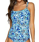 Bay Blues Taylor Tankini Swim Top