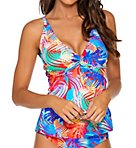 Copacabana Forever Tankini Swim Top