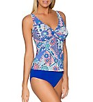 Impulse Forever Underwire Twist Tankini Swim Top