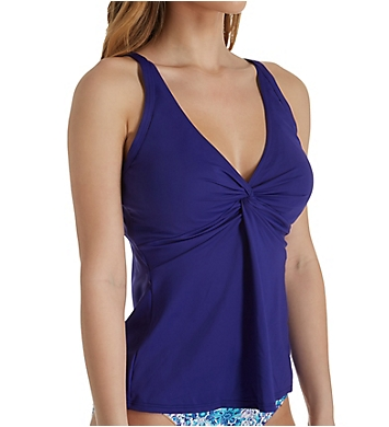 Sunsets Sapphire Forever Underwire Tankini Swim Top
