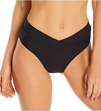 Swim Systems Black Jade V-Front Swim Bottom