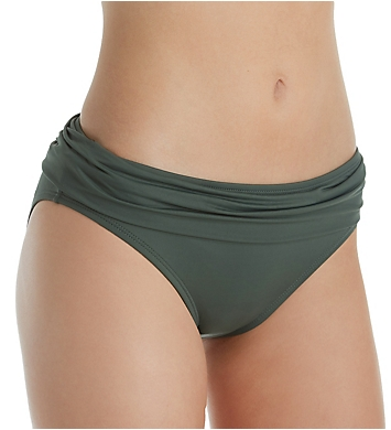 Swim Systems Rainforest Aloha Banded Brief Swim Bottom