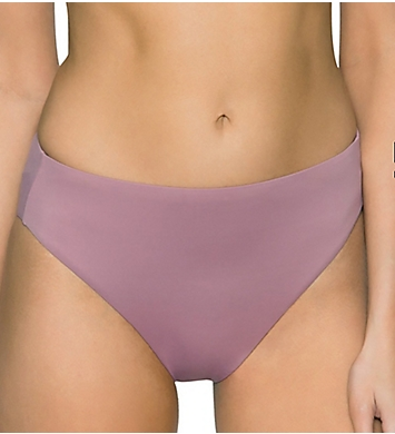 Swim Systems Mauvelous High Noon High Rise Brief Swim Bottom