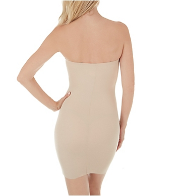 TC Just Enough Strapless Slip  Moderate Control Style 4132 Nude