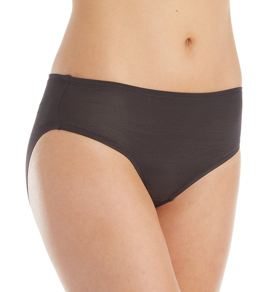 TC Fine Intimates : TC Fine Intimates A4-083 Winning Edge Sport Hipster Panty (Black XL)