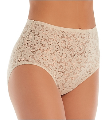 TC Fine Intimates Wonderful Edge All Over Lace Brief Panty