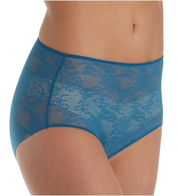 TC Fine Intimates All Over Lace Brief Panty