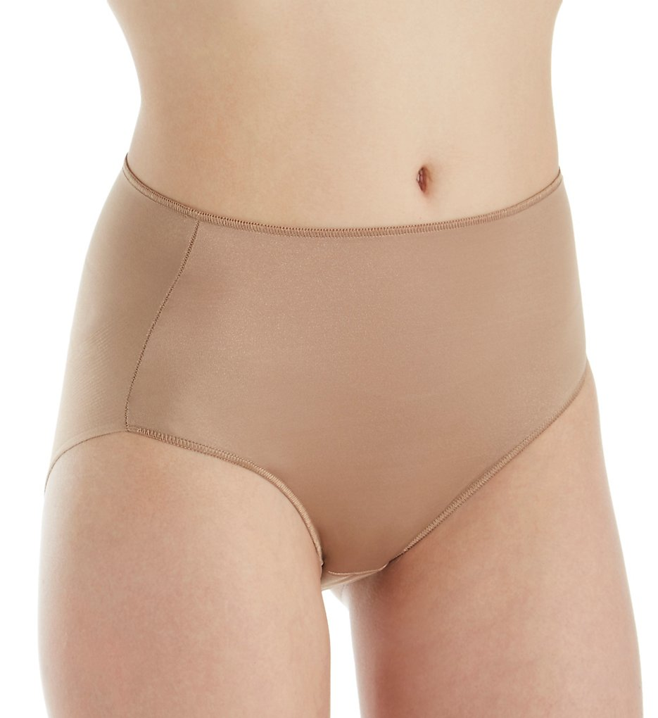 TC Fine Intimates A405 Microfiber Wonderful Edge Brief Panty