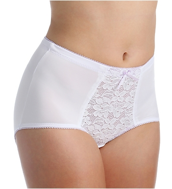 Teri Peaches and Cream Microfiber Brief Panty