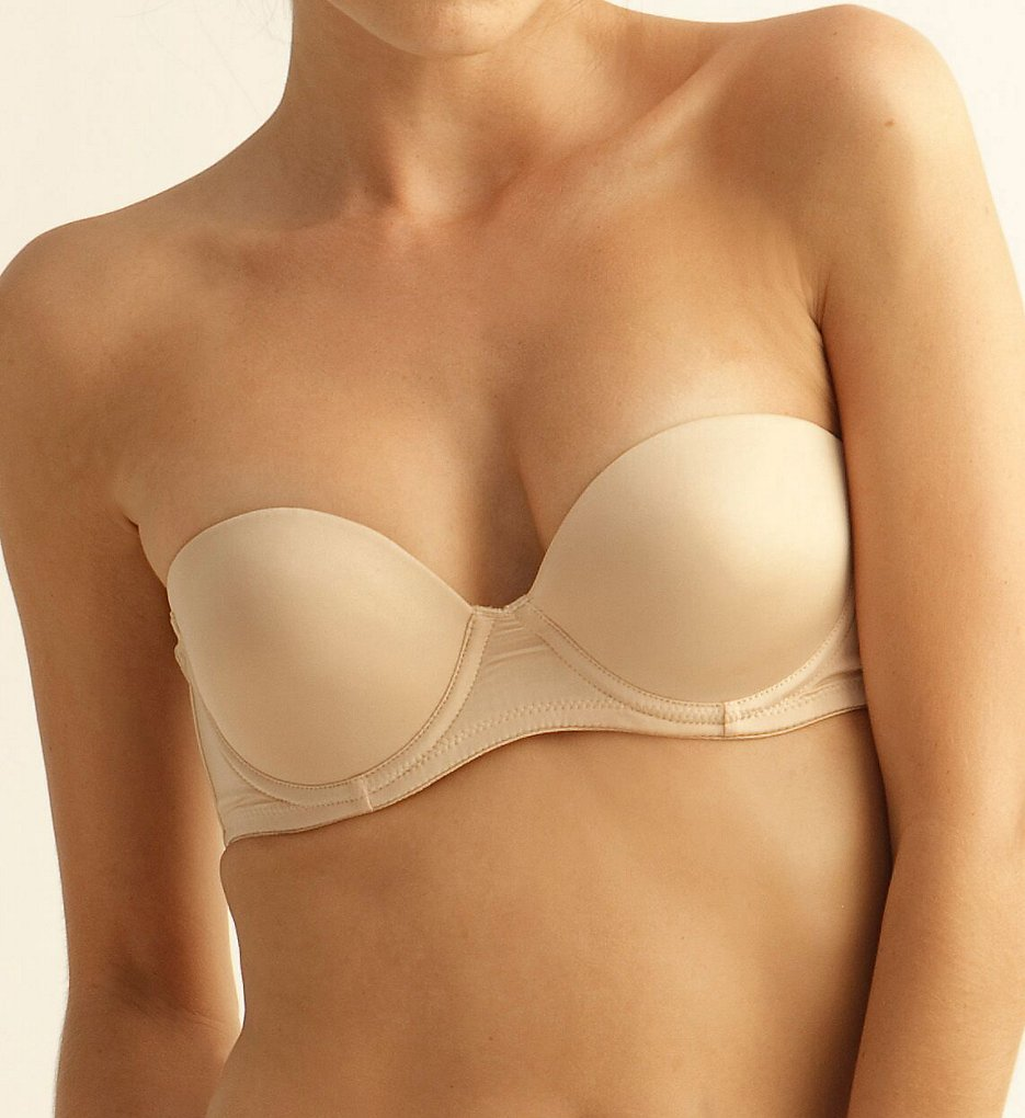The Little Bra Company F001 Sascha Petite Strapless Bra (Nude)