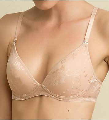 The Little Bra Company Lea Petite Lightly Lined Wireless Bra