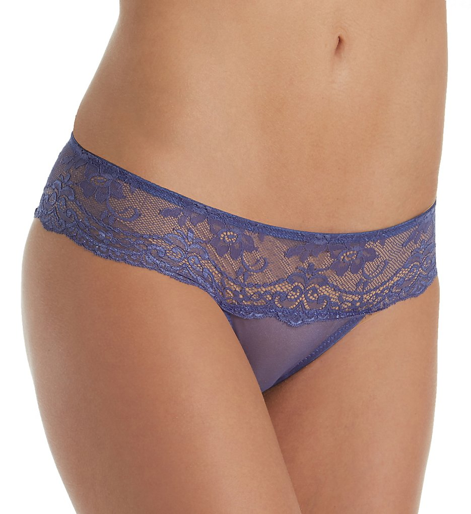 The Little Bra Company P004P Lucia Petite Lace Brief Panty