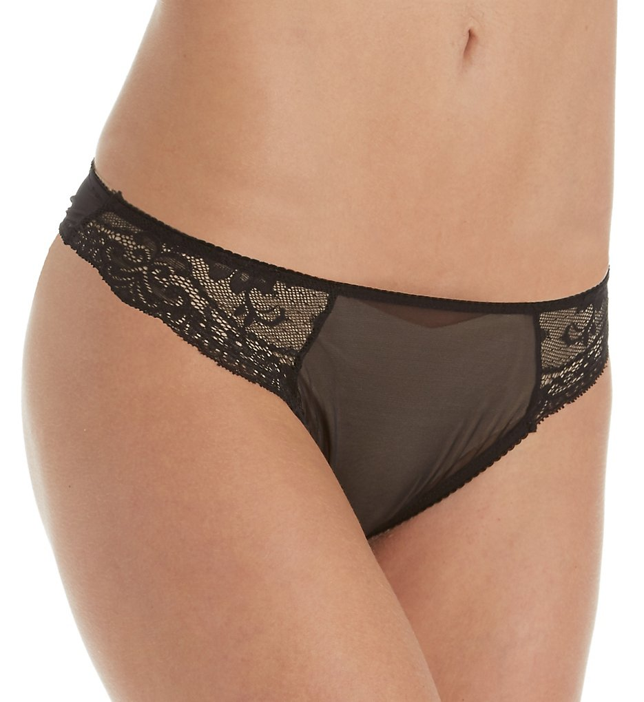 The Little Bra Company P009T Mercedes Petite Low Rise Thong
