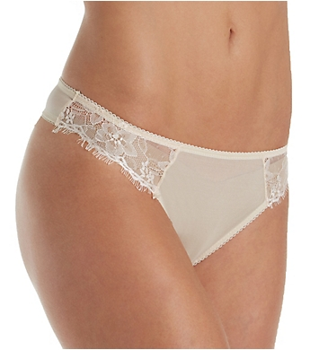 The Little Bra Company Mercedes Petite Eyelash Lace Thong