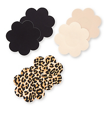 The Natural Assorted Satin Petals - 3 Pair Pack