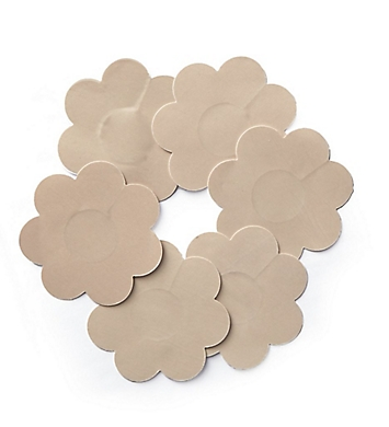 The Natural Large Satin Petals - 3 Pair Pack
