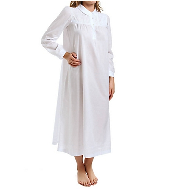 Thea Viridiana Long Sleeve Long Gown