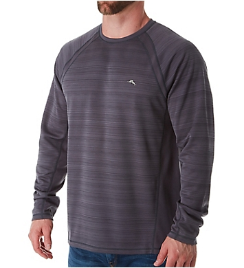 Tommy Bahama Tall Man Palm Coast Flip Reversible T-Shirt