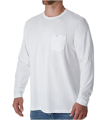 Tommy Bahama Big Man New Bali Skyline Long Sleeve T-Shirt
