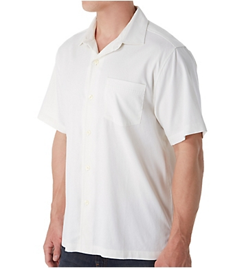 Tommy Bahama Big Man Catalina Stretch Twill Silk Camp Shirt