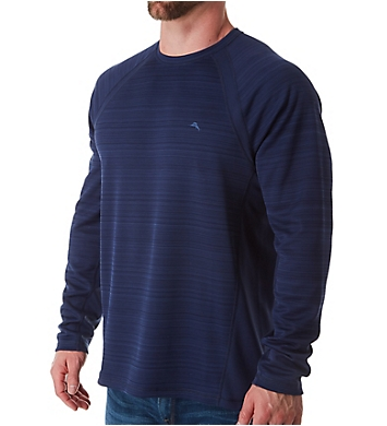 Tommy Bahama Palm Coast Flip Reversible Crew Neck T-Shirt
