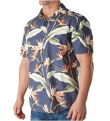 Tommy Bahama Puerto De Paradise Camp Shirt
