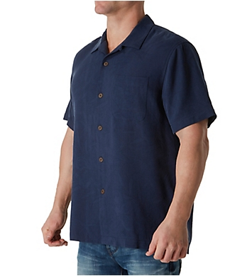 Tommy Bahama Coastal Fronds Silk Original Fit Camp Shirt