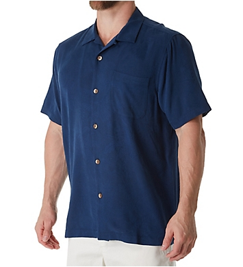 Tommy Bahama St. Lucia Fronds Silk Camp Shirt