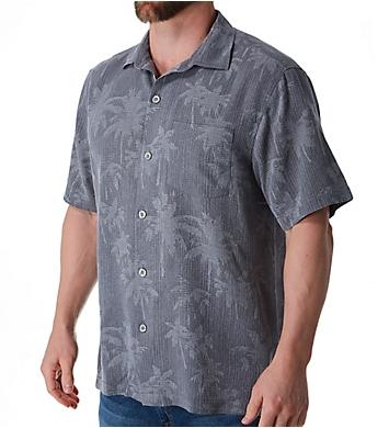 Tommy Bahama Digital Palms Silk Camp Shirt