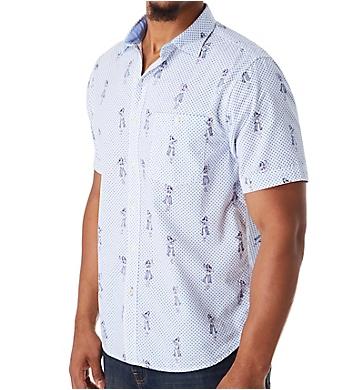 Tommy Bahama Hula Dot Com Camp Shirt