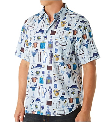 Tommy Bahama Well Stocked Camp Shirt