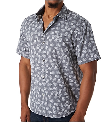 Tommy Bahama Positano Pineapples Camp Shirt