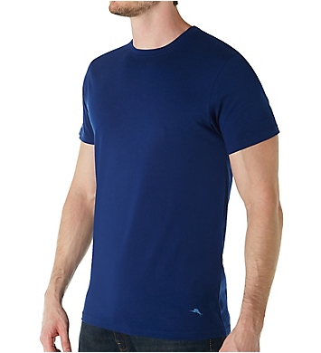 Tommy Bahama Jersey Crew Neck Undershirt - 3 Pack