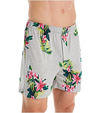 Tommy Bahama Printed Knit Boxer