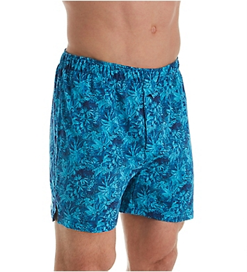 Tommy Bahama Jungle Print Cotton Modal Boxer