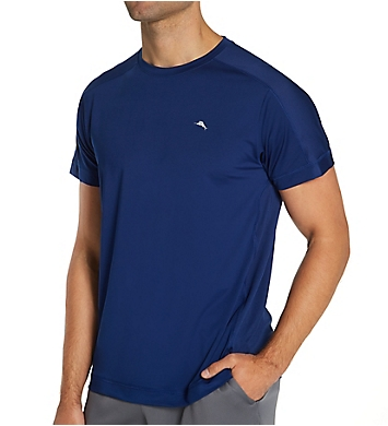 Tommy Bahama Mesh Tech Crew Neck T-Shirts - 2 Pack