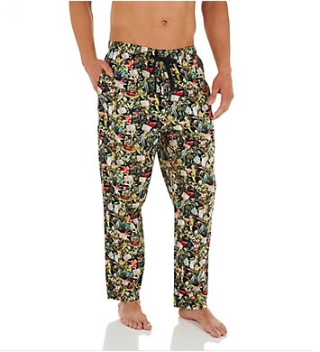 Tommy Bahama Parrot Party Cotton Woven Pant