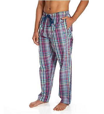 Tommy Bahama Plaid Cotton Woven Pant