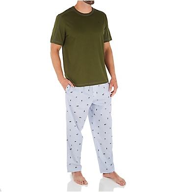 Tommy Bahama Palm Hula PJ Set