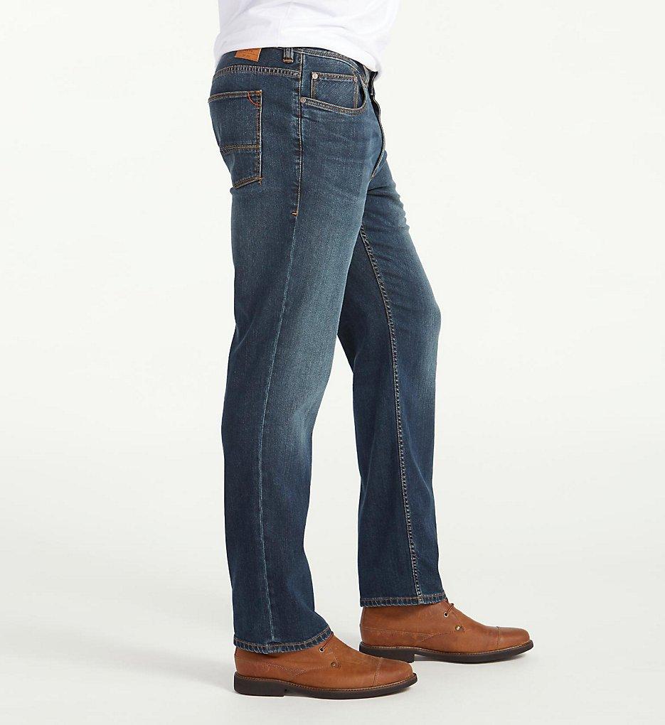 tommy bahama td114302 sand drifter authentic straight leg 34 inch jean (vintage wash 42 waist)