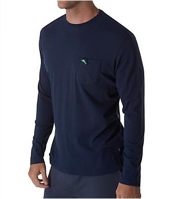 Tommy Bahama Bali Skyline Cotton Jersey Long Sleeve Tee