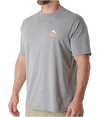 Tommy Bahama Morning Anchor Screen Print T-Shirt