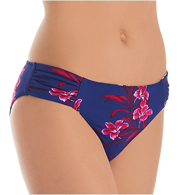 Tommy Bahama Oasis Blossoms Reversible Hipster Swim Bottom