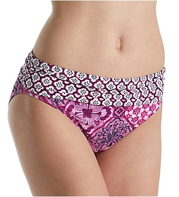 Tommy Bahama Tiles of Tropics Bikini Brief Swim Bottom