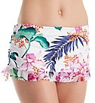 Orchid Canopy Ruffle Skirted Hipster Swim Bottom